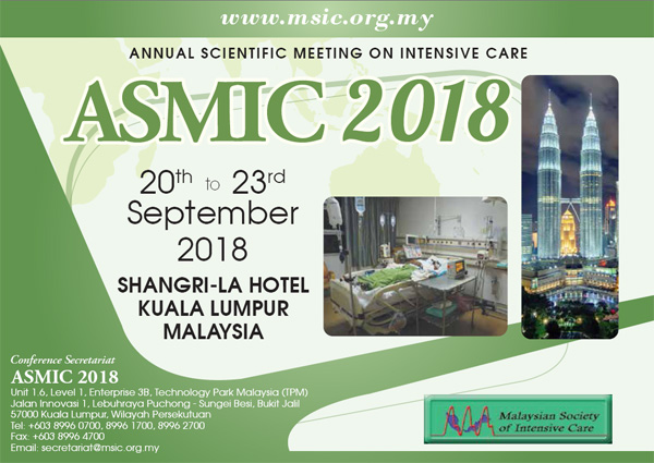 Welcome to ASMIC 2018
